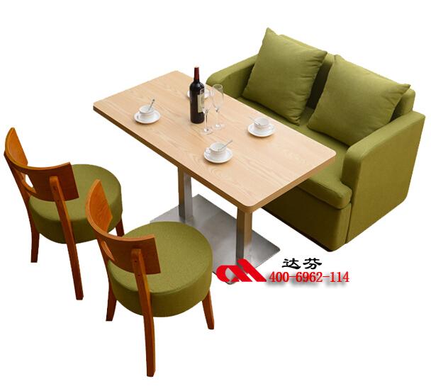 休闲沙发桌椅