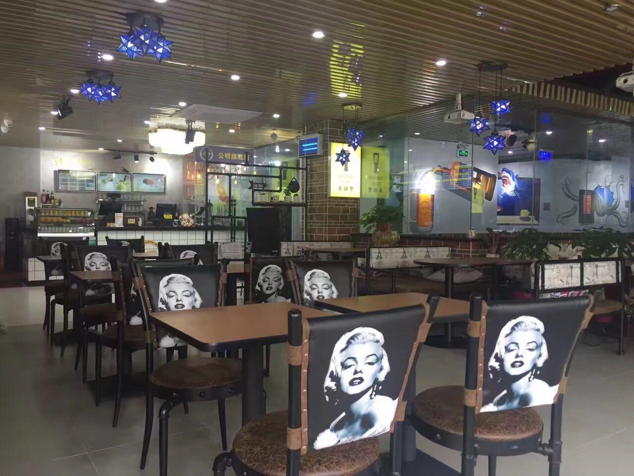 餐饮业门店如何突破?创意装修风格