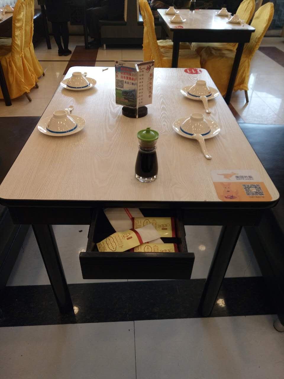 达芬卡座桌椅定制